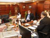 """وزير القوى العاملة يؤكد لـ""""العمل الدولية"""" أهمية استكمال مشروع التنافسية"""