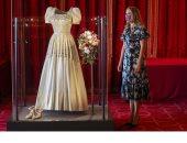 ارتدته الملكة فى الستينات.. عرض ثوب زفاف الأميرة بياتريس بقلعة ويندسور.. صور