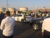 وصول جثمان رجل الأعمال محمد فريد خميس للقاهرة قادما من نيويورك