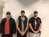 ننشر أول صور للمتهمين فى قضية فيرمونت بعد تسلمهم من الإنتربول