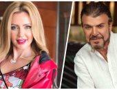 """أحمد سلامة رجل أعمال يتزوج المذيعة صبا الرافعى فى """"شارع 9"""""""