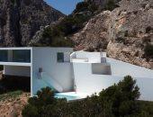 عندما تمتزج الهندسة بالطبيعة.. منازل بنيت بعقل مهندس وخيال فنان..ألبوم صور