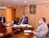محافظ أسيوط يشارك فى ورشة عمل لدعم برنامج التنمية المحلية لصعيد مصر