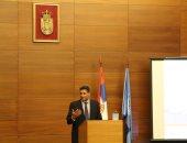 سفير القاهرة لدى صربيا يؤكد مصر من كبار المساهمين فى حفظ السلام