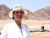 وزيرة البيئة: مصر حصلت على جائزة الطاقة العالمية عن برامج حماية الطيور المهاجرة