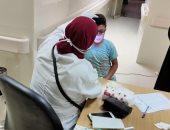 القافلة الطبية بجامعة الأزهر تواصل عملها بوسط سيناء..صور
