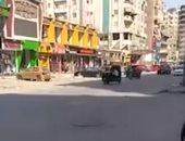 شبرا الخيمة تكذب تنظيم الحمدين القطرى والإخوان.. مفيش مظاهرات ويسقط الإرهاب.. فيديو