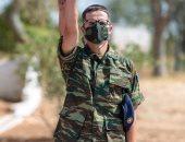 رئيس وزراء اليونان ينشر صورًا لابنه فى أول أيام الخدمة العسكرية.. ويغرد: فخور بك