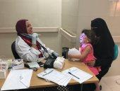 الكشف على 1074 مريضا فى قافلة طبية مجانية لقرية 39 الدرافيل بالدقهلية