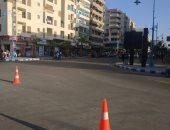 مظاهرات الإخوان فشنك.. هدوء تام وسيولة مرورية فى مطروح.. صور وفيديو