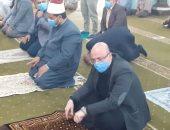 محافظ بنى سويف يشهد افتتاح مساجد جديدة ويشيد بموضوع خطبة الجمعة