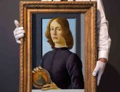 مزاد عالمى يتوقع بيع لوحة بوتشيلى بسعر خيالى.. تتوقع كام