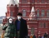تشديد قيود مكافحة كورونا فى مدينة سان بطرسبورج الروسية خلال رأس السنة