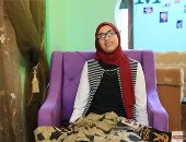 أرملة الشهيد مصطفى الخياط: مشاركتى بالقائمة الوطنية استمرار لطريق زوجى فى خدمة مصر