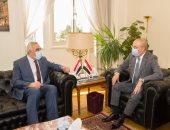 سفير العراق بالقاهرة يبحث مع وزير الإسكان سبل التعاون المشترك ونقل الخبرات
