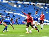 مانشستر يونايتد يخطف برايتون 3-2 فى مباراة مثيرة بالدورى الإنجليزى.. فيديو