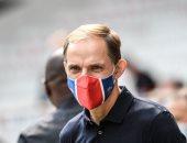 مدرب باريس سان جيرمان يهاجم الاتحاد الفرنسى بسبب عقوبات مباراة مارسيليا