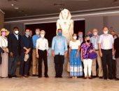 لماذا لم يسمح وزير السياحة لـ30 سفيرًا من تفقد قاعات متحف شرم الشيخ؟
