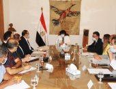 وزيرة الثقافة تتابع استعدادات فعاليات مهرجان الموسيقى العربية بدورته الـ29