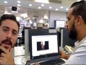 """إكستر ا نيوز تبرز سخرية """"اليوم السابع"""" من معتز مطر وقناة الجزيرة"""