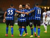 إنتر ميلان يفتتح مشواره بالدوري الإيطالي بفوز مثير على فيورنتينا 4 - 3.. فيديو