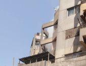 السيطرة على حريق عقار فى الوايلى دون إصابات.. صور