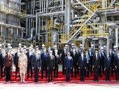 موجز أخبار مصر.. الرئيس السيسى يفتتح مشروع مجمع التكسير الهيدروجينى بمسطرد