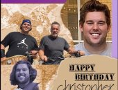 """أرنولد شوارزنيجر يتغزل في نجله """"كريستوفر"""" في عيد ميلاده الـ 23.. صور"""
