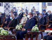 الرئيس السيسي: أنفقنا 380 مليار جنيه لتطوير القاهرة خلال 7 سنوات