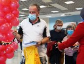 مطار شرم الشيخ يستقبل أولى رحلات Air moldova بعد استئناف الحركة الجوية