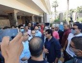 محافظ سوهاج يستقبل وزير الشباب لافتتاح مشروعات رياضية بالمحافظة