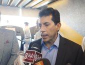 وزير الرياضة يؤكد اهتمام القيادة السياسية بكل قطاعات محافظات الصعيد.. صور