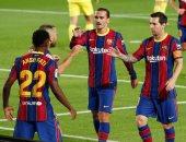 سلتا فيجو ضد برشلونة.. فاتى يتقدم للبارسا بهدف أول فى الدقيقة 11