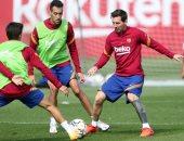 23 لاعباً بقائمة برشلونة ضد سيلتا فيجو فى الدوري الإسباني