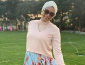 برة الملعب.. مريم وليد لاعبة اليد: هوايتى قراءة الروايات وبحب عمرو دياب