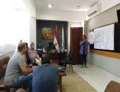 نائب محافظ جنوب سيناء تلتقى عددا من قاطنى الرويسات لبحث تنفيذ مخطط التنمية