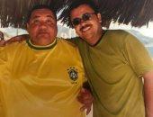 عمرو عرفة يحيى ذكرى ميلاد علاء ولى الدين بصور من آخر أفلامه فى البرازيل