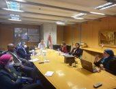 """""""تحديث الصناعة"""" يبحث مع الغرف السودانية التعاون المشترك"""