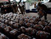 """تجارة الفحم الباب الخفى لتهريب المخدرات فى أمريكا اللاتينية .. """"كارتلات الكيف"""" يستخدمون مركبات كيميائية لتحويل """"الكوكايين"""" لطوب الفحم.. عصابات المافيا تلجأ لخلطه باللون الأسود.. حزب الله يستخدم نفس الطريقة"""