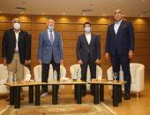 وزير الرياضة يتابع مستجدات استضافة مصر لمونديال اليد ويكرم رؤساء اللجان الفرعية