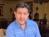 """هانى شاكر يعلن عن مسابقة للموهبين فى الغناء عبر """"تيك توك"""".. فيديو"""