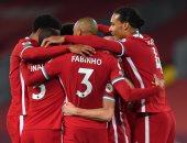 ليفربول يحتفى بأهداف لاعبيه فى شباك أرسنال أمس.. فيديو وصور