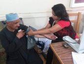 فحص طبى لأهالى مراكز منفلوط وأبو تيج بأسيوط ضمن مبادرة 100 مليون صحة.. صور