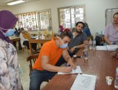 جامعة حلوان تعلن استمرار استقبال الطلاب الجدد لتوقيع الكشف الطبى