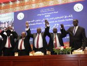 السودان تنظم احتفال بتوقيع اتفاق السلام 3 نوفمبر فى الخرطوم