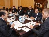 """اللجنة المالية والإدارية بـ""""الشيوخ"""" تنهى أعمالها استعدادا لدور الانعقاد الأول للمجلس"""