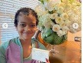 بيونسيه ترسل باقة زهور لطفلة من متابعيها تكافح السرطان