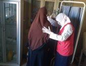 تعليم الأقصر : بدء العمل بمبادرة الفحص والكشف المبكر عن الأمراض المزمنة