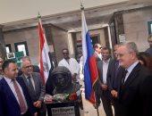 سفير روسيا بالقاهرة يؤكد قدرة اللقاح الروسى على مساعدة مصر فى مكافحة كورونا
