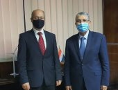 وزير الكهرباء يستقبل سفير المجر بالقاهرة لبحث سبل التعاون بين البلدين
